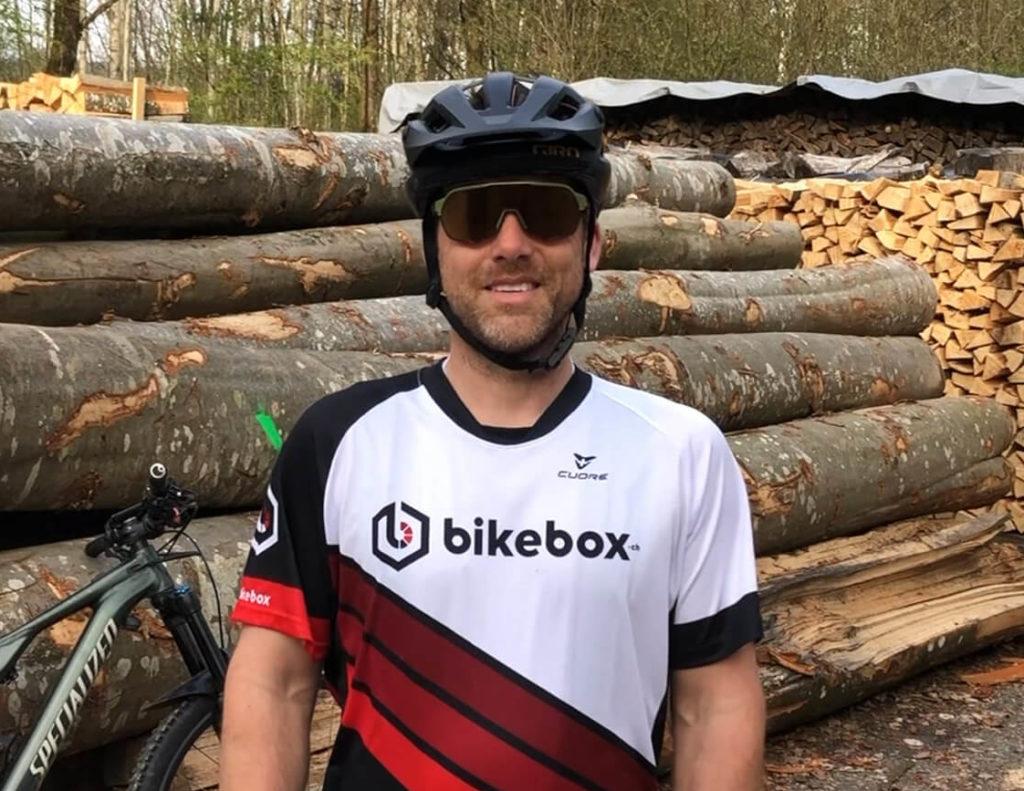 Marc Zaugg Swiss Cycling Guide Bikebox