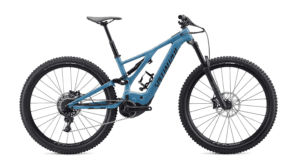 Specialized Turbo Levo Comp 2020 Frontansicht in der Farbe Storm Grey / Black
